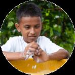 donaciones a unicef por saneamiento basico