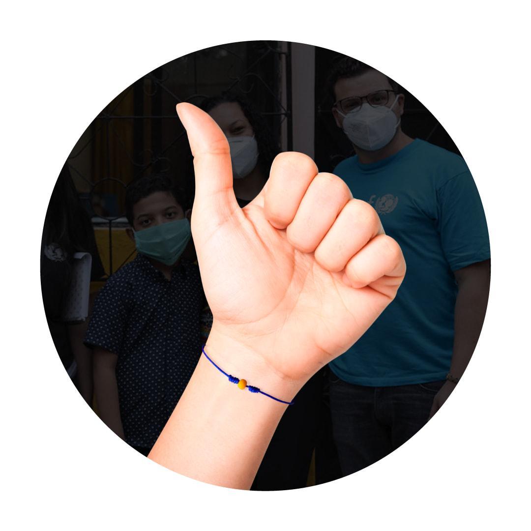 donaciones-unicef-manilla-mercedes-salazar